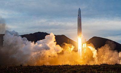 В США ракета частной компании Astra не смогла выйти на околоземную орбиту - Фото