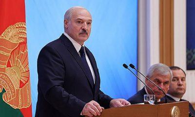 В Брюсселе обсудят санкции против Лукашенко - Фото