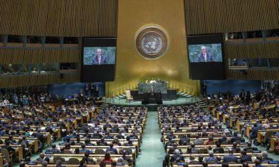 Россия, Венесуэла иКитая призвали ООНпрекратить дебаты поБеларуси - Фото
