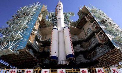 Китайский многоразовый космический аппарат успешно вернулся на Землю - Фото