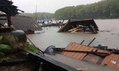 Во Вьетнаме жертвами тайфуна «Ноул» стали шесть человек - Фото