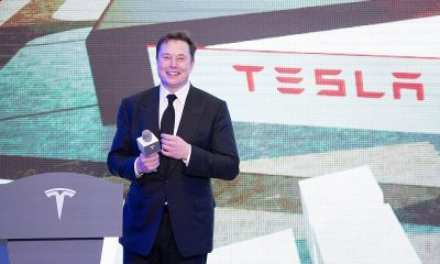 Tesla продаст акции на пять миллиардов долларов - Фото