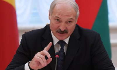 Лукашенко: сценарий протестов в Беларуси взяли за основу из Сирии и Венесуэлы - Фото