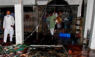 Число жертв взрыва газа в мечети в Бангладеш достигло 21 - Фото