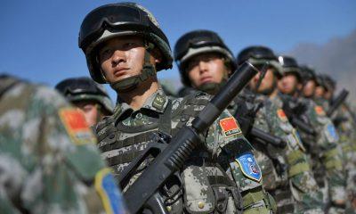 Военные из Китая примут участие в учениях «Кавказ-2020» в России - Фото