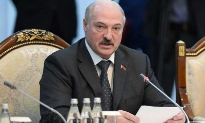 Лукашенко заявил о перехвате разговора ФРГ и Польши о Навальном - Фото