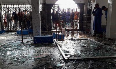Около 11 человек погибли при взрыве газа в мечети в Бангладеш - Фото