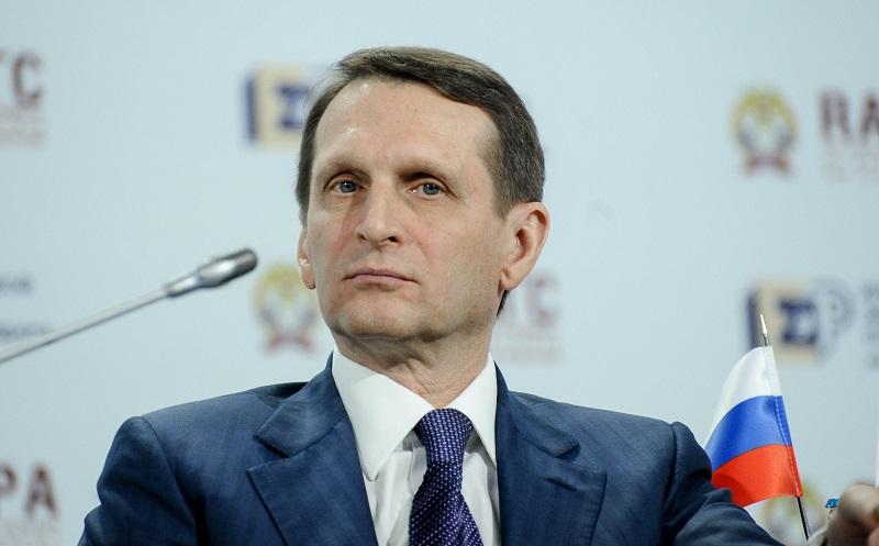 Нарышкин заявил, чтовРоссии уничтожили всезапасы «Новичка» - Фото