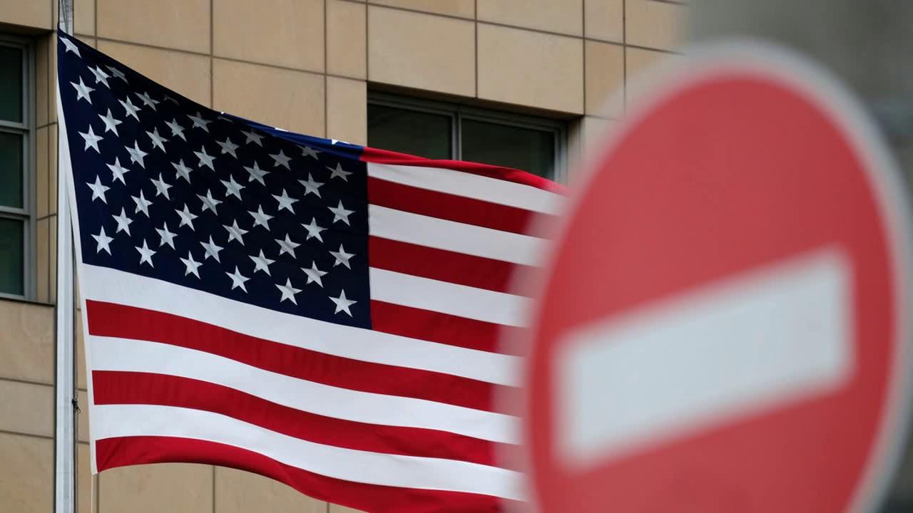 США ввели санкции против трех россиян за вмешательство в выборы - Фото