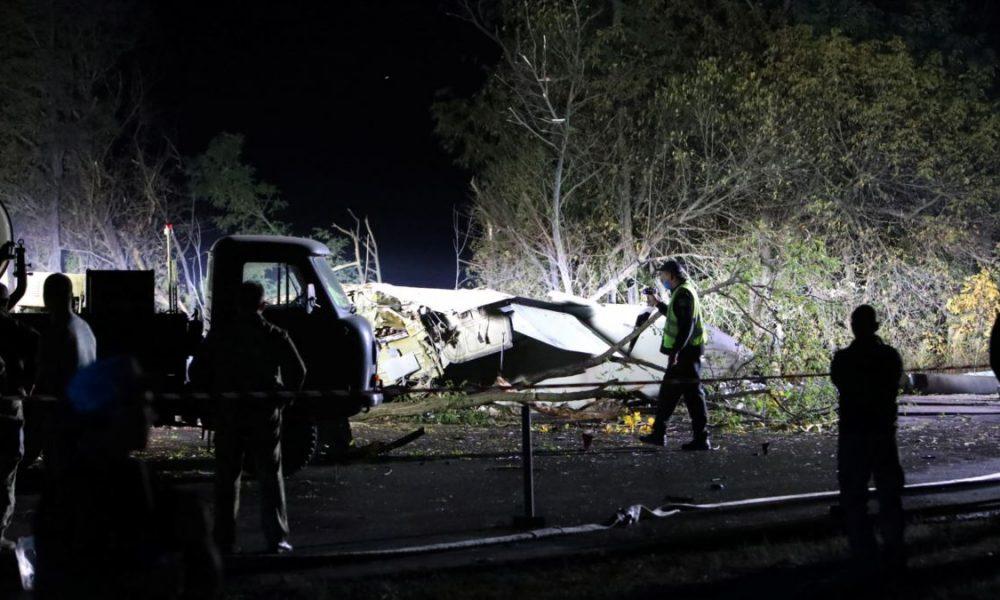 Число погибших в авиакатастрофе на Харьковщине выросло до 25 - Фото