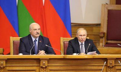 Лукашенко и Путина пригласили на Форум регионов Беларуси и России - Фото