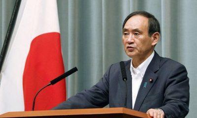 Новый премьер-министр Японии провел телефонный разговор сТрампом - Фото
