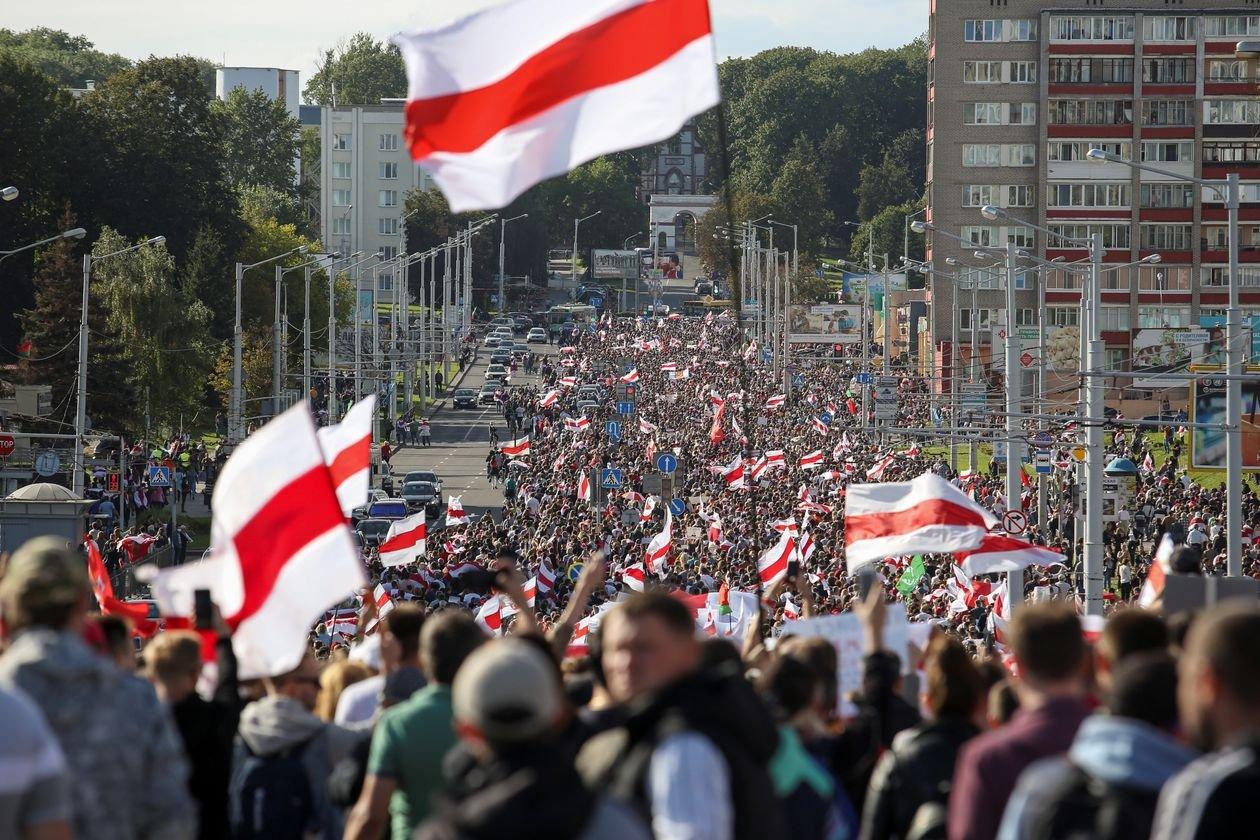 Нарышкин: события в Беларуси координируются из США - Фото