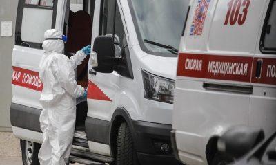 В России за сутки выявили более 6 тысяч новых случаев коронавируса - Фото
