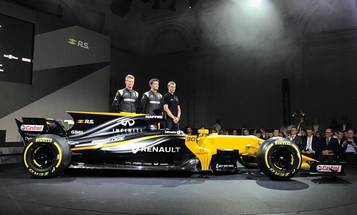 Заводская команда Renault в Ф1 со следующего сезона сменит название на Alpine - Фото