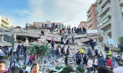 В Турции число пострадавших от землетрясения возросло до 321 человека - Фото