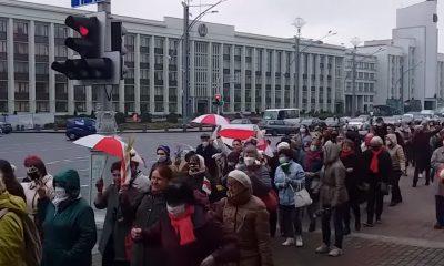 В Минске 14 октября проходит «Марш матерей» - Фото
