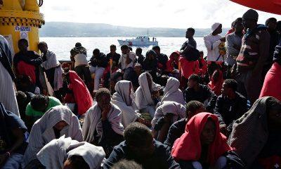 У берегов Ливии спасли 390 нелегальных мигрантов - Фото