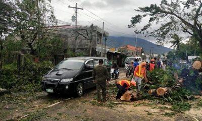 """Жертвами тайфуна """"Молаве"""" на Филиппинах стали девять человек - Фото"""