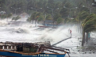 """Вьетнам готовится эвакуировать более 1,2 млн человек из-за шторма """"Молаве"""" - Фото"""