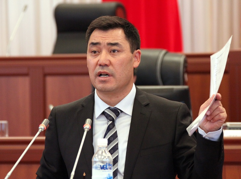 Кандидат в премьеры Киргизии заявил о готовности Жээнбекова подать в отставку - Фото