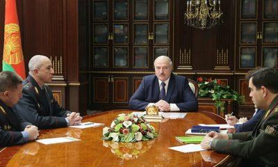 Кадровые перестановки в Беларуси: Лукашенко назначил силовиков в приграничные регионы - Фото