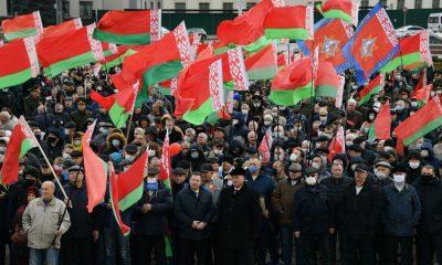 Лукашенко не поддержал проведение масштабного митинга в Минске - Фото