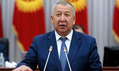 Премьер-министр Кыргызстана Кубатбек Боронов подал в отставку - Фото