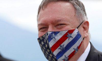 Госсекретарь США Помпео сдал отрицательный тест на коронавирус - Фото
