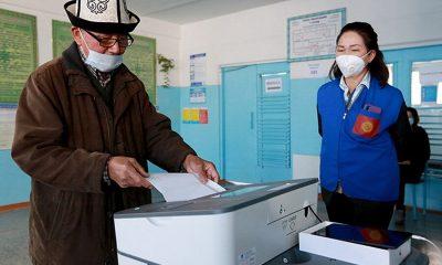 ЦИК Кыргызстана объявила результаты парламентских выборов недействительными - Фото