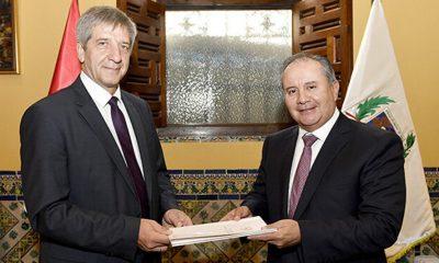 Посол Беларуси в Аргентине вторично подал в отставку - Фото