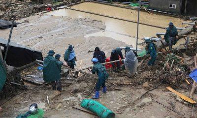 Во Вьетнаме 55 человек погибло во время наводнения - Фото