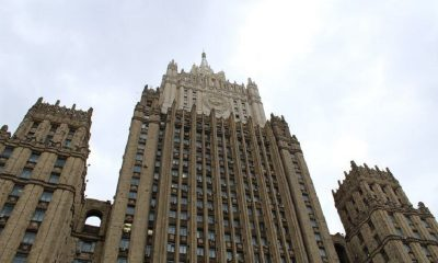 В МИД России назвали «Новичок» западным брендом - Фото
