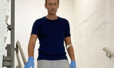 МИД России не считает произошедшее с Навальным биотерроризмом - Фото