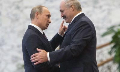 Лукашенко заявил, что договорился с Путиным всегда быть опорой друг другу - Фото