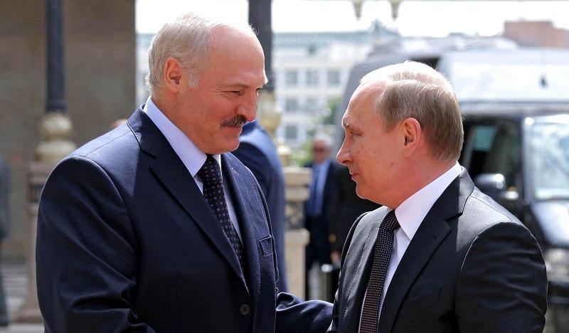 Лукашенко заявил, что Беларусь никогда не отвернется от России - Фото