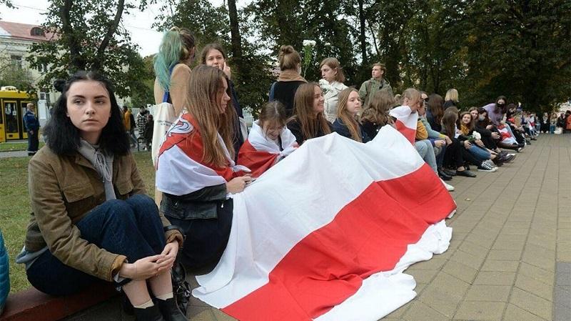 В Беларуси студентов отчисляют из ВУЗов за участие в акциях протеста - Фото