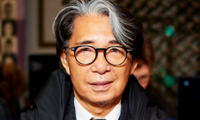 Основатель бренда Kenzo умер от коронавируса -фото