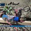 МВД: в Гомеле возле флага нашли устройство, похожее на взрывное - Фото
