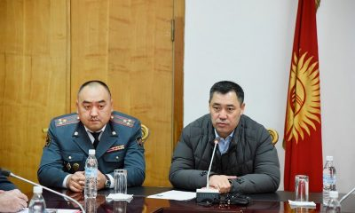 Новый премьер Киргизии назначил главой МВД Улана Ниязбекова - Фото