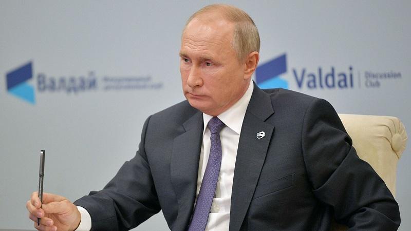 Путин освоем президентстве: думаю, чтоэтокогда-нибудь закончится - Фото