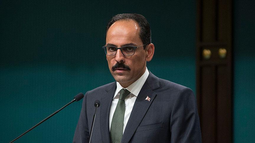 Пресс-секретарь Эрдогана заразился коронавирусом - Фото