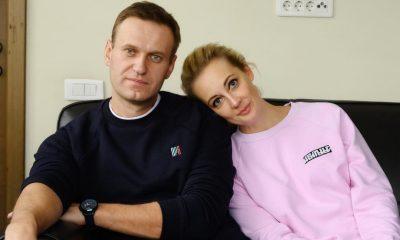 МВД: жена Навального рассказала, почему ему стало плохо в самолете - Фото