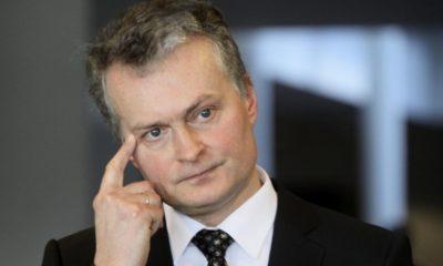 Президент Литвы призвал ЕС остановить ввод вэксплуатацию БелАЭС - Фото