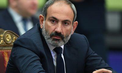Никол Пашинян намерен обратится к народу Армении по ТВ - Фото