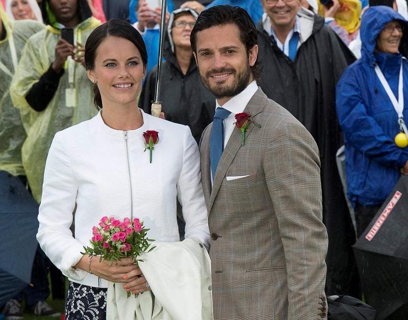 Шведская королевская семья заболела коронавирусом - Фото