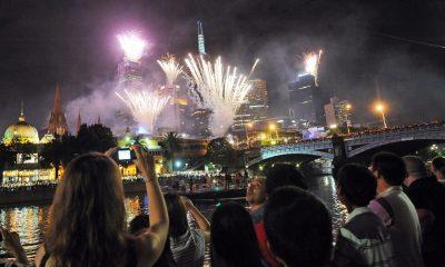 Мельбурн отменяет ежегодное новогоднее шоу фейерверков из-за COVID-19 - Фото