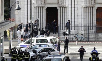 Стрелявшему в Лионе в священника предъявлено обвинение - Фото