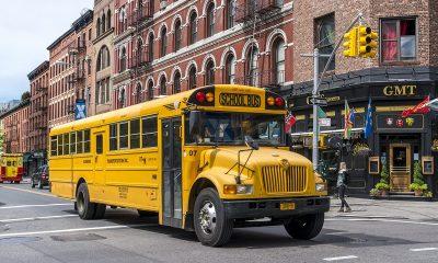 В Нью-Йорке школы возобновят очные занятия с 7 декабря - Фото