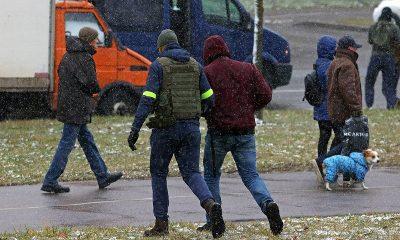 Более 400 человек задержано на акциях протеста в Беларуси 29 ноября - Фото